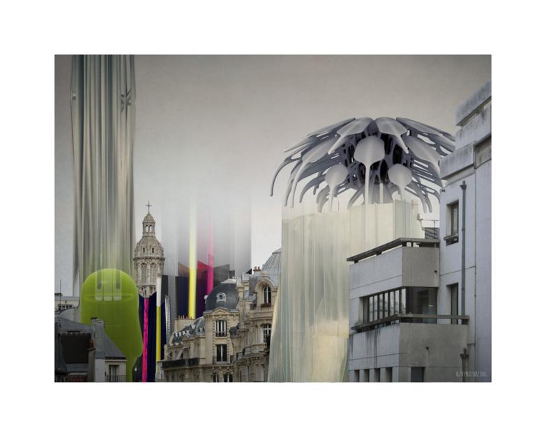 Paris 1 |Digital de Paco Díaz | Compra arte en Flecha.es