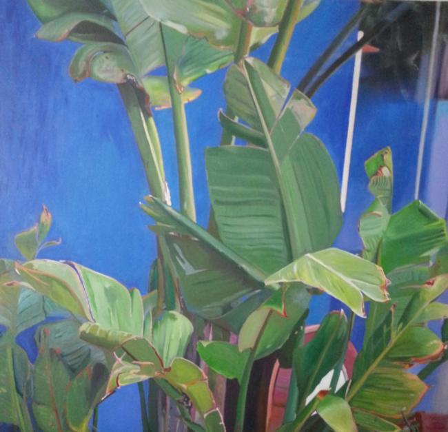 Momento del Sur |Pintura de Paloma Porrero de Chávarri | Compra arte en Flecha.es