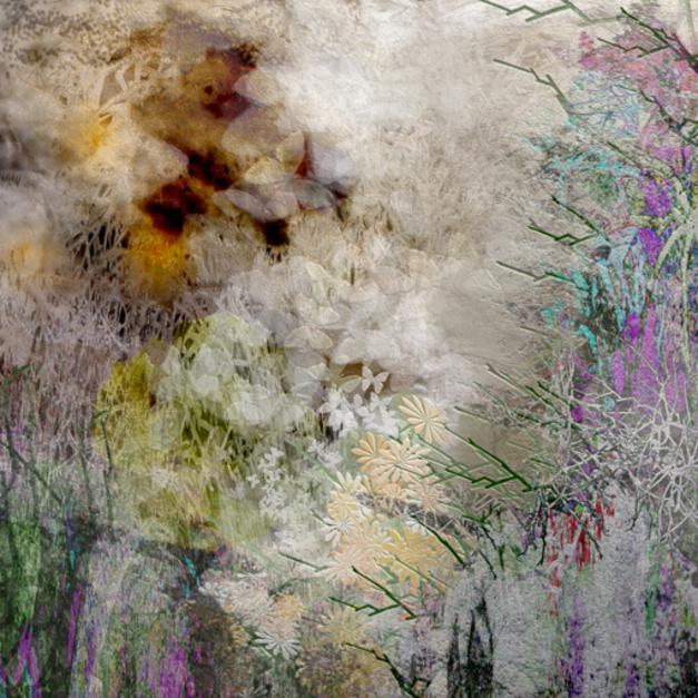 PAISAJE HÚMEDO Nº 7 |Digital de rocamseo | Compra arte en Flecha.es