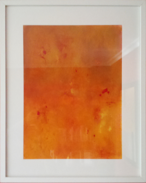 Sunrise |Pintura de Luis Medina | Compra arte en Flecha.es