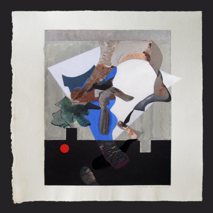 Leda y el Cisne | Pintura de Raul Eberhard | Compra arte en Flecha.es