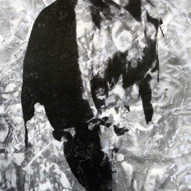 Bruna II |Pintura de Iago Eireos | Compra arte en Flecha.es