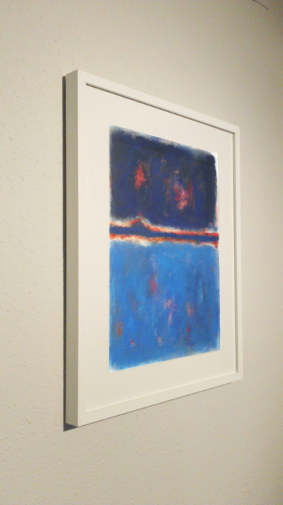 Reflex 2 | Pintura de Luis Medina | Compra arte en Flecha.es