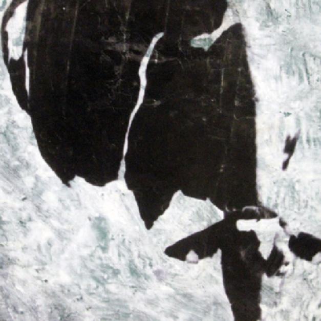 Bruna I |Pintura de Iago Eireos | Compra arte en Flecha.es
