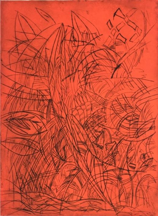 Sin Título |Obra Gráfica de isabelmartin | Compra arte en Flecha.es