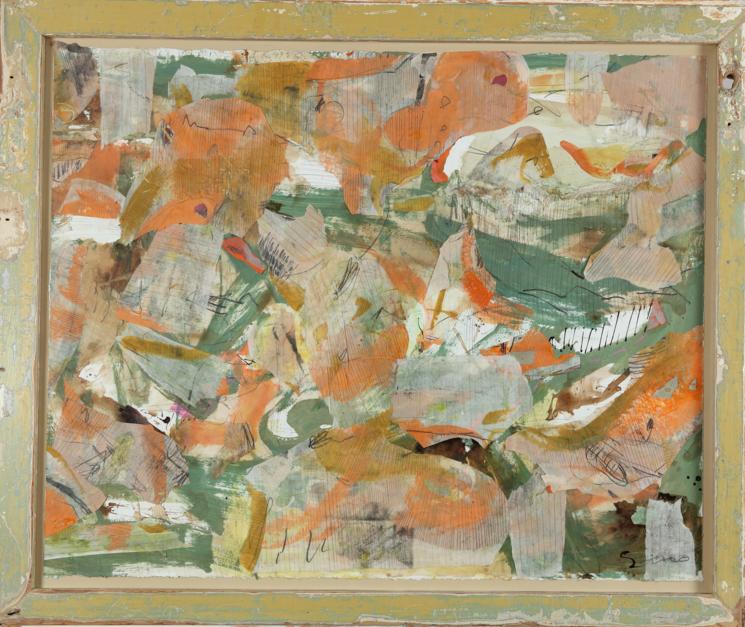 VERAK |Collage de SINO | Compra arte en Flecha.es