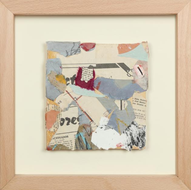DUV |Collage de SINO | Compra arte en Flecha.es