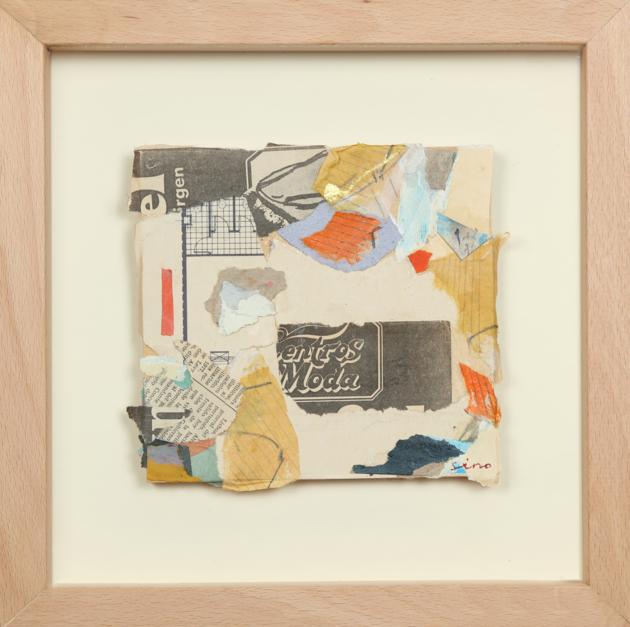EZEL |Collage de SINO | Compra arte en Flecha.es