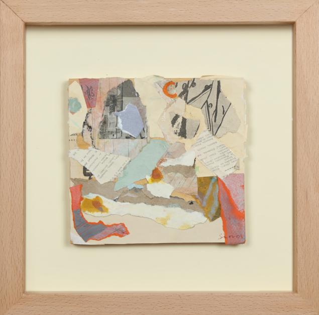 GRO |Collage de SINO | Compra arte en Flecha.es
