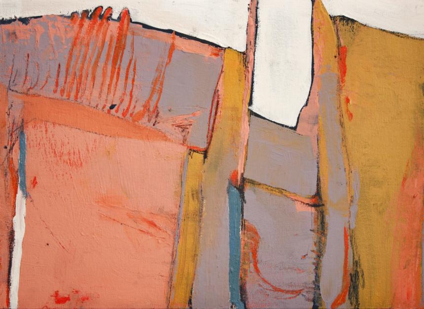 Abayomi |Pintura de Palma Alvariño | Compra arte en Flecha.es