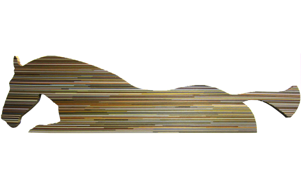 Caballo |Escultura de Juan Diego Miguel | Compra arte en Flecha.es