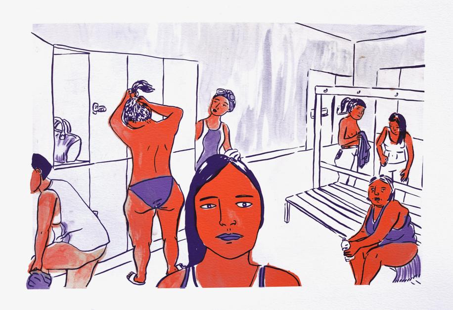 CAMPO DE BATALLA |Ilustración de Mar Estrama | Compra arte en Flecha.es