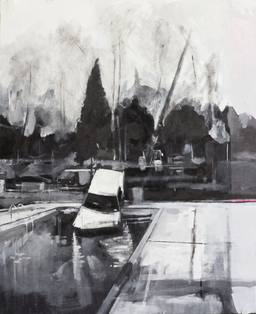 """""""S/T""""  Pintura de Guillermo Moreno   Compra arte en Flecha.es"""