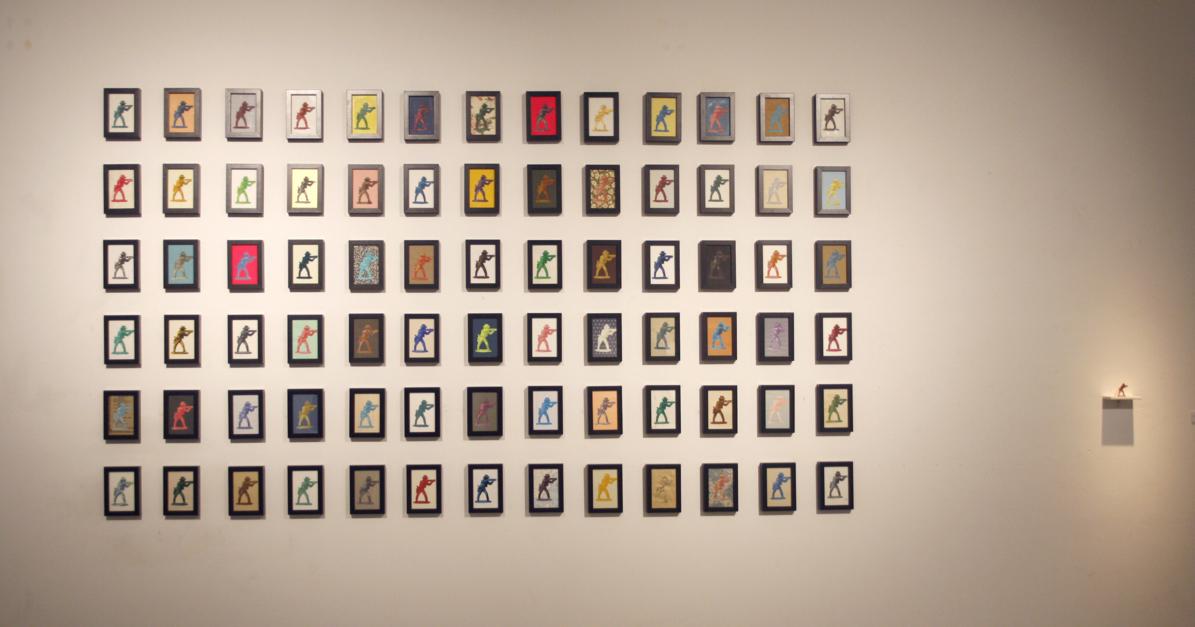 La colección |Collage de Alejandra de la Torre | Compra arte en Flecha.es
