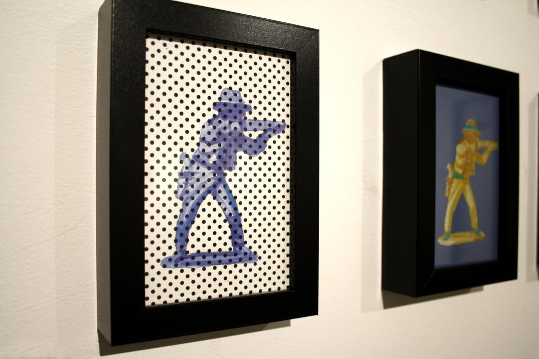 La colección | Collage de Alejandra de la Torre | Compra arte en Flecha.es