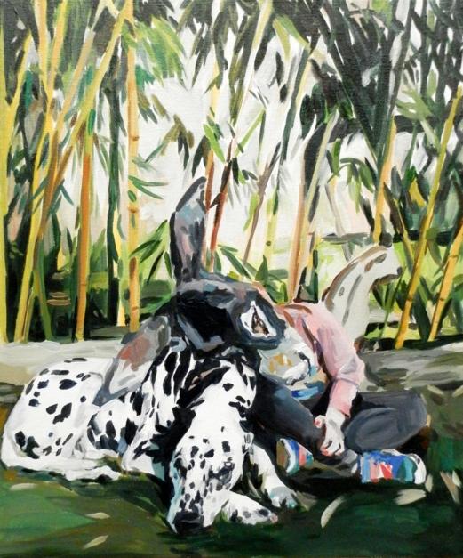Mid Winter´s Daydream |Pintura de Elinor Evans | Compra arte en Flecha.es