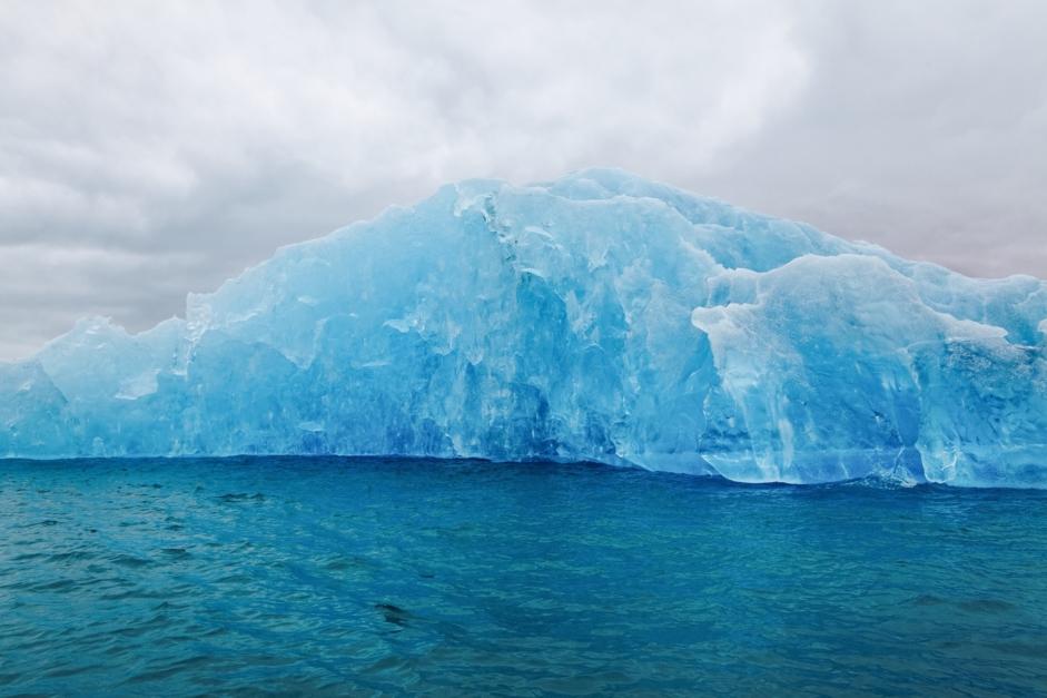 Iceberg |Digital de Elsa Gallego | Compra arte en Flecha.es