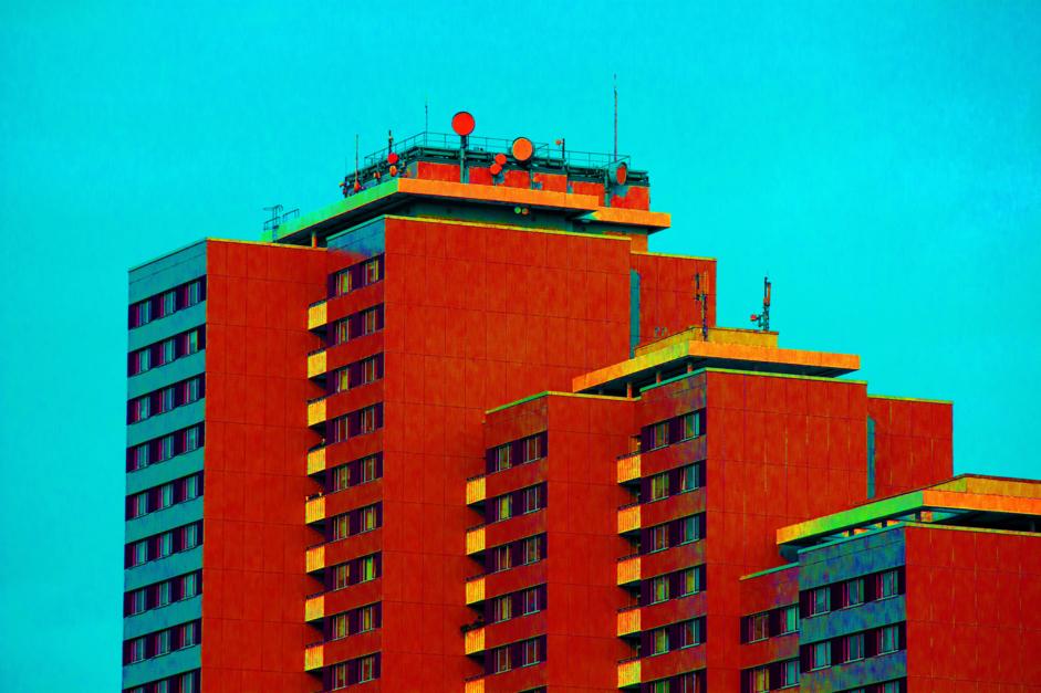 satellitenschüssel  Fotografía de Álvaro Torres   Compra arte en Flecha.es