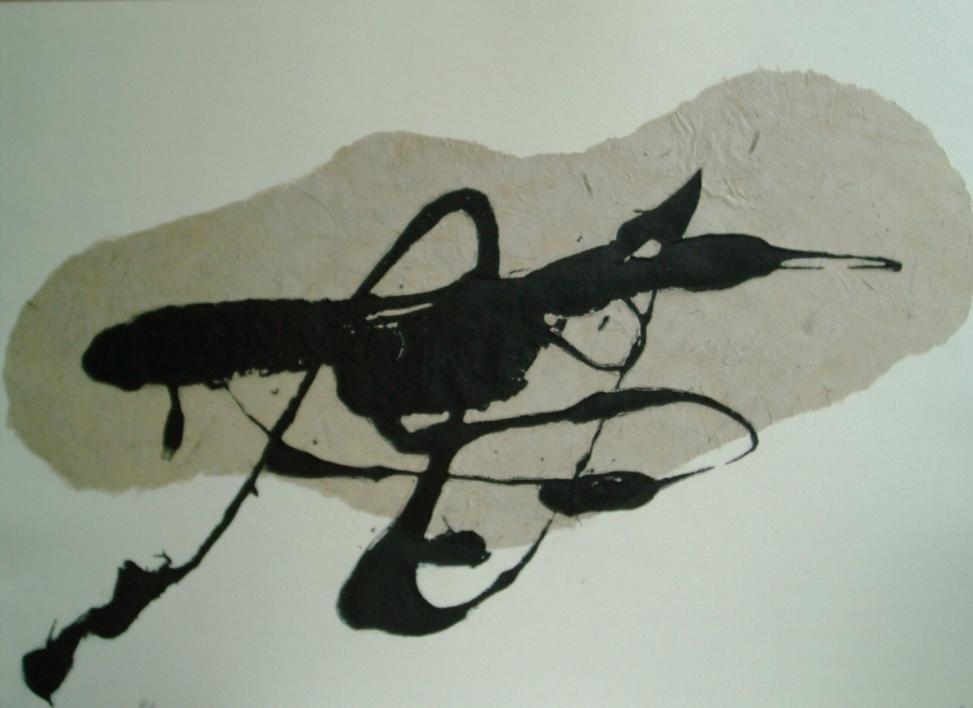 La mancha |Obra gráfica de Carmina Palencia | Compra arte en Flecha.es