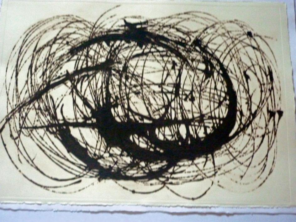Enredo |Obra gráfica de Carmina Palencia | Compra arte en Flecha.es