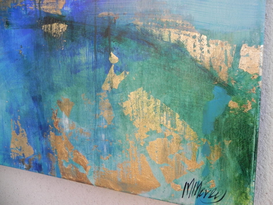 Corrientes | Pintura de Magdalena Morey | Compra arte en Flecha.es
