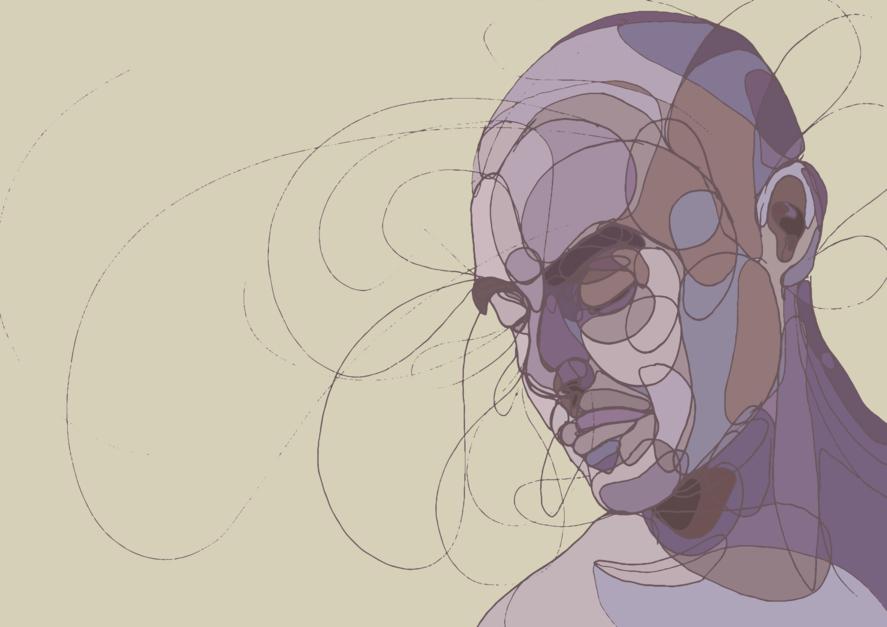 Sin título |Dibujo de Taquen | Compra arte en Flecha.es