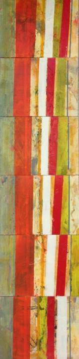 Red is always red | Pintura de María Magdaleno | Compra arte en Flecha.es