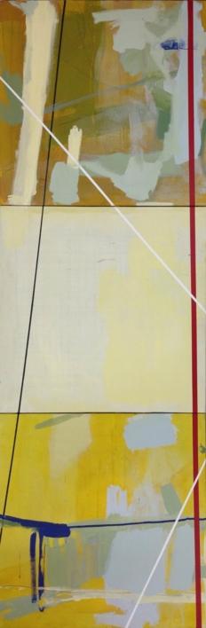 Those lines  Pintura de María Magdaleno   Compra arte en Flecha.es
