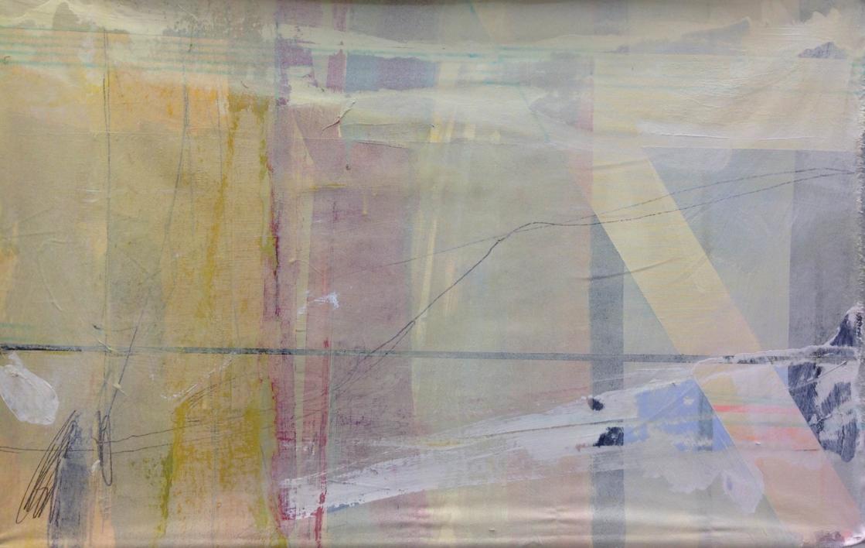 Interference nº 3 |Pintura de María Magdaleno | Compra arte en Flecha.es