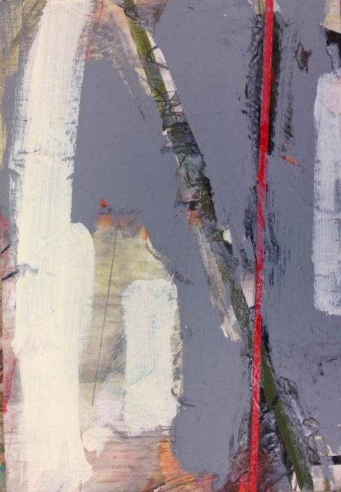 Greenwich |Pintura de María Magdaleno | Compra arte en Flecha.es