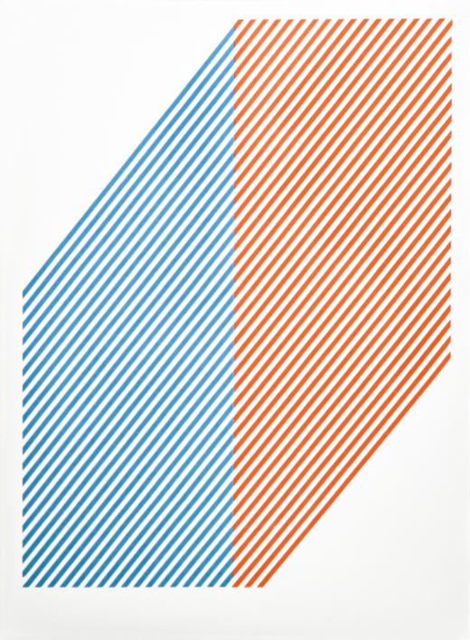 Lines I |Ilustración de Christian Schmitz | Compra arte en Flecha.es