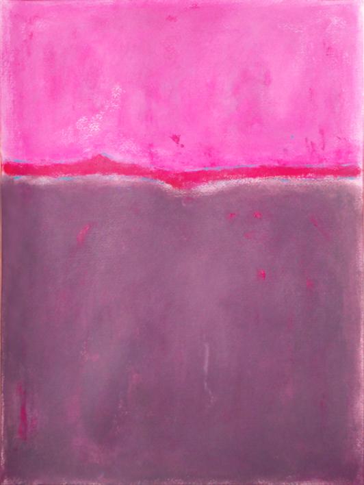 Across of pink |Pintura de Luis Medina | Compra arte en Flecha.es