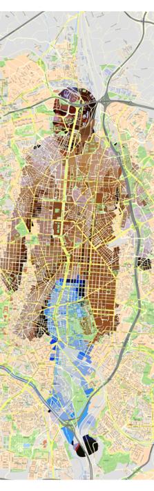 Urbanita I |Digital de David Ortega | Compra arte en Flecha.es