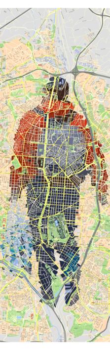 Urbanita IV |Digital de David Ortega | Compra arte en Flecha.es