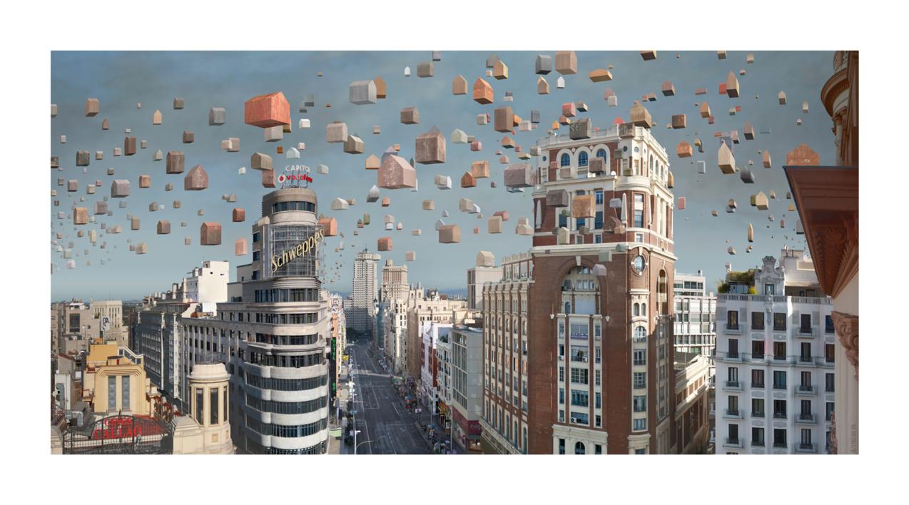 Madrid (Callao) |Fotografía de Paco Díaz | Compra arte en Flecha.es