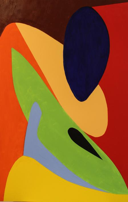 MENINA |Pintura de Cinpala | Compra arte en Flecha.es