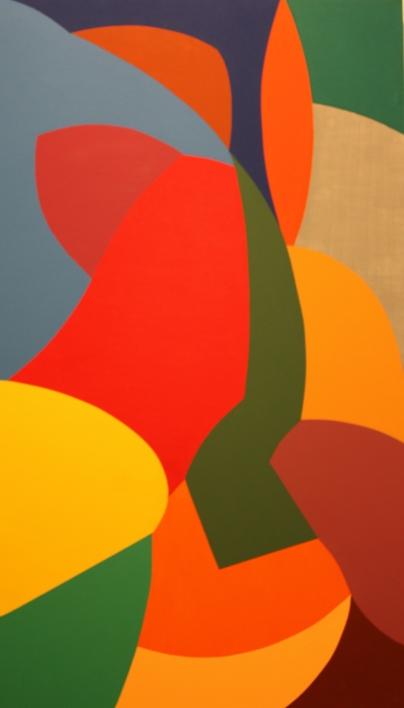 FLOR bis |Pintura de Cinpala | Compra arte en Flecha.es