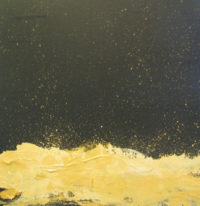 Shining in the darkness |Pintura de Arkal | Compra arte en Flecha.es