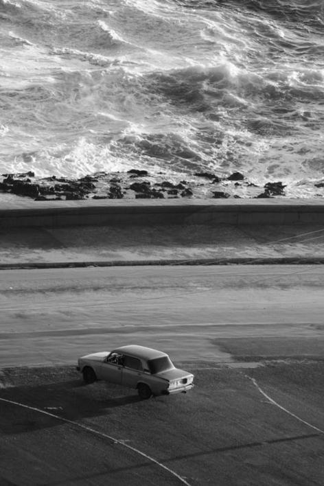 El Malecón |Fotografía de Verónica Velasco Barthel | Compra arte en Flecha.es