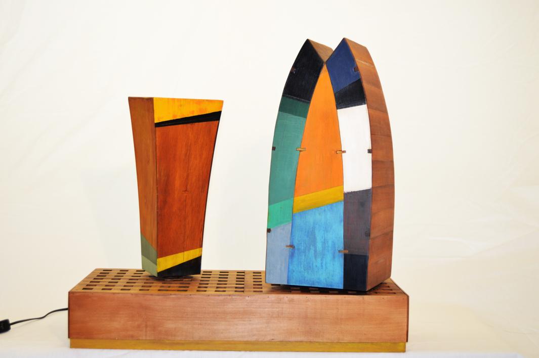 Sin título 5 |Escultura de Gilles Courbière | Compra arte en Flecha.es