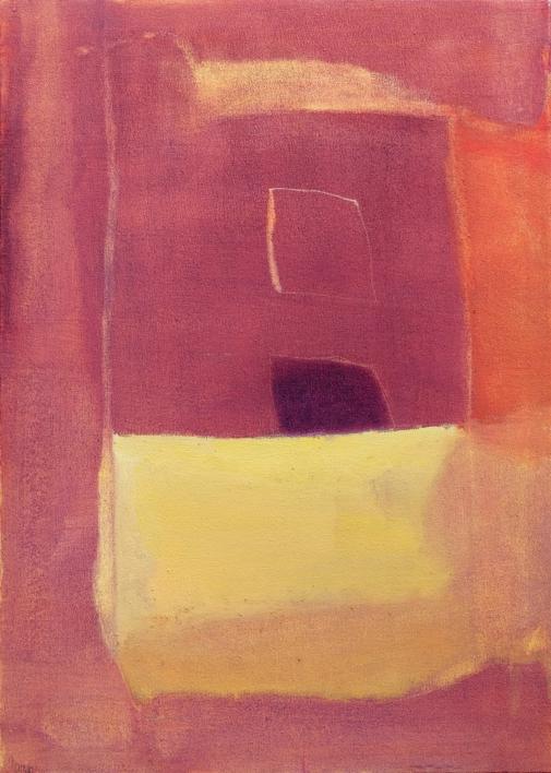 Casa |Pintura de Álvaro Marzán | Compra arte en Flecha.es