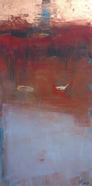 Dusk |Pintura de Magdalena Morey | Compra arte en Flecha.es