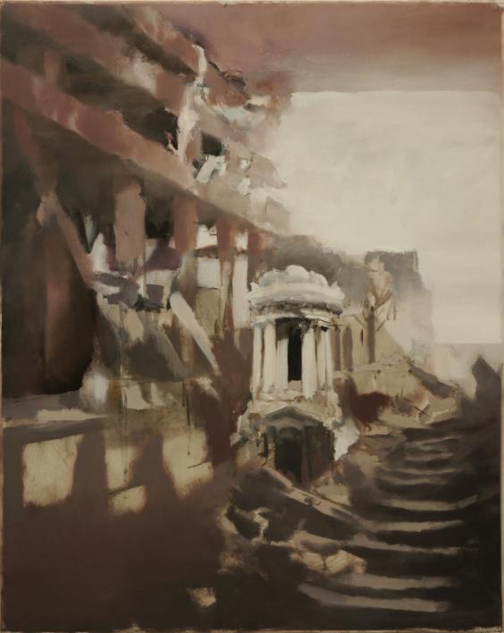 Salida |Pintura de Simon Edmondson | Compra arte en Flecha.es