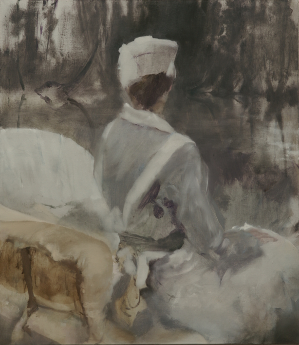 Pantano |Pintura de Simon Edmondson | Compra arte en Flecha.es