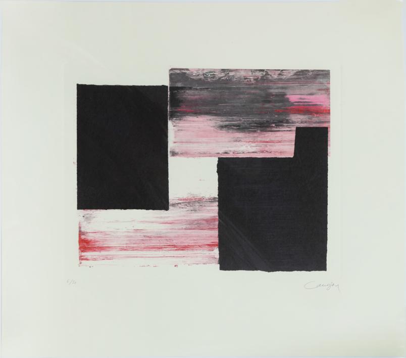 Sin título |Obra gráfica de Rafael Canogar | Compra arte en Flecha.es