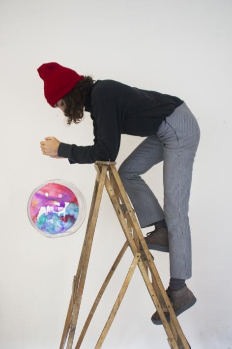 Medium Planeta III | Escultura de Violeta Maya McGuire | Compra arte en Flecha.es
