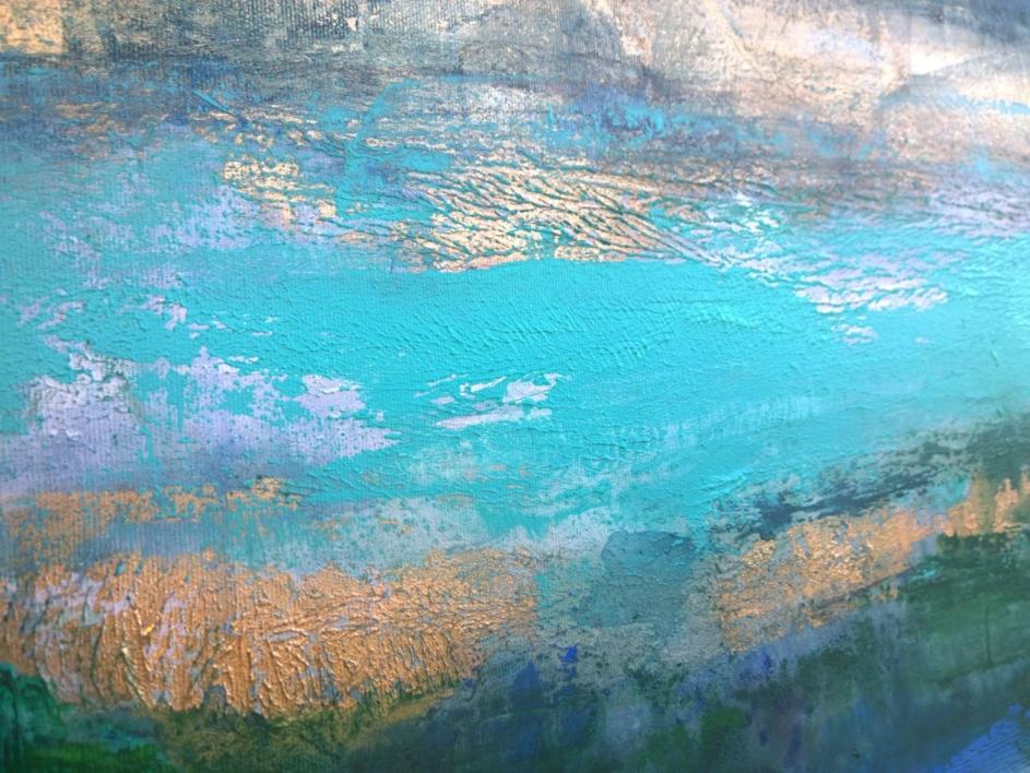 Exploration | Pintura de Magdalena Morey | Compra arte en Flecha.es