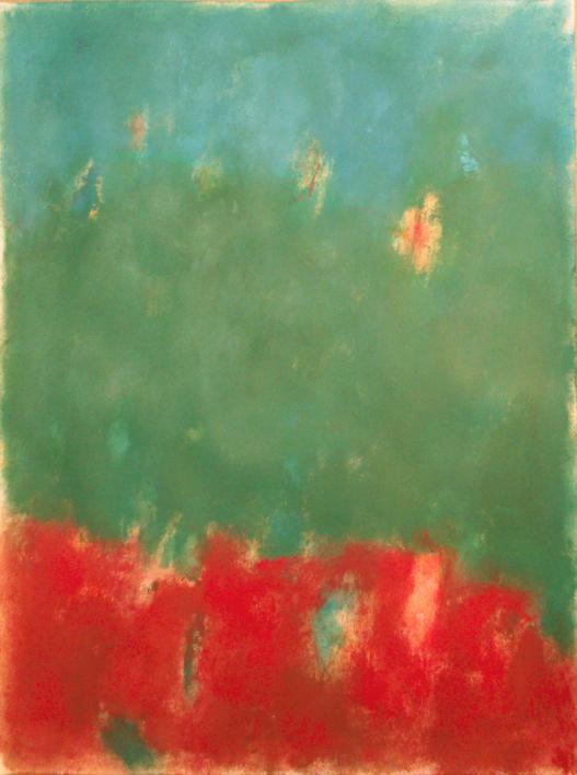 Skylandfire |Pintura de Luis Medina | Compra arte en Flecha.es