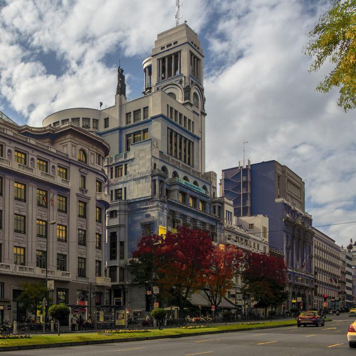 Alcalá Círculo de Bellas Artes |Fotografía de Leticia Felgueroso | Compra arte en Flecha.es