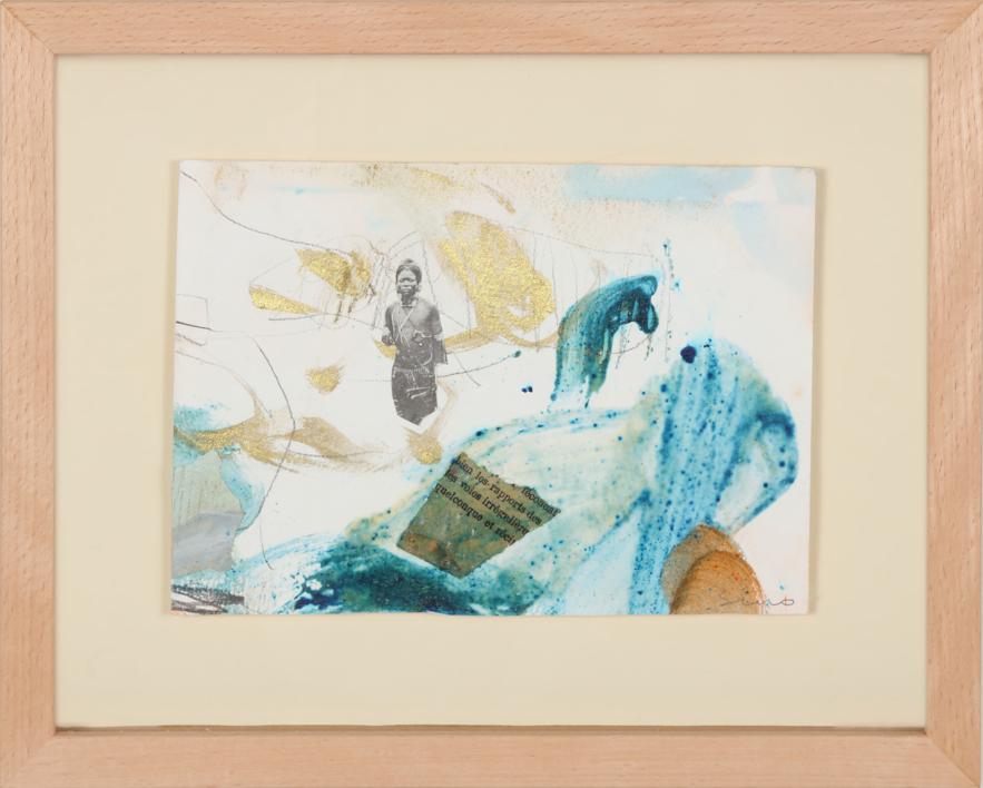 HUPH |Collage de SINO | Compra arte en Flecha.es